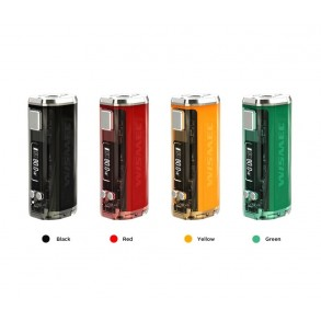 Wismec - SINUOUS V80 TC Box Mod, 80W, Gelb