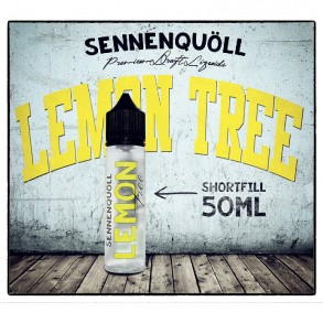 Sennenquöll Originals -Lemon Tree Shortfill 50ml