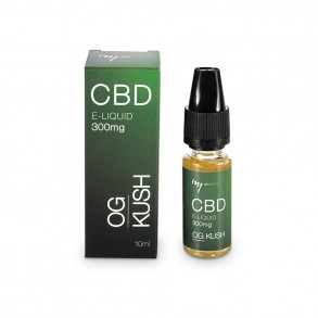 Izyvape - E-Liquid CBD OG Kush, 10ml, 300mg