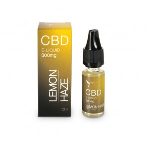 Izyvape - E-Liquid CBD Lemon Haze, 10ml, 300mg
