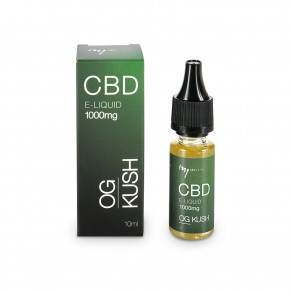 Izyvape - E-Liquid CBD OG Kush, 10ml, 1000mg