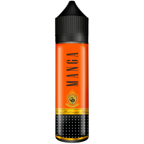 E-Liquid Manga Mango-Tobacco 50ml, Shortfill, 0mg