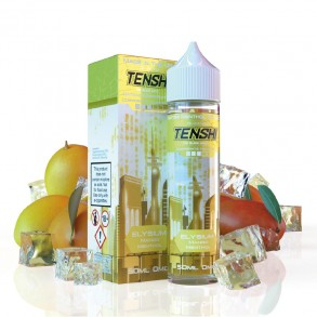 E-Liquid Tenshi Vapes Elysium 50ml, Shortfill, 50/60ml, 0mg
