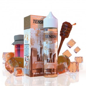 E-Liquid Tenshi Vapes Enigma 50ml, Shortfill, 50/60ml, 0mg