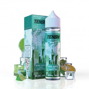 E-Liquid Tenshi Vapes Sub Zero 50ml, Shortfill, 50/60ml, 0mg