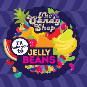 Big Mouth - Aroma The Candy Shop: I'll take you to Jelly Beans, 10ml