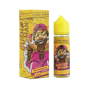 Nasty Juice - E-Liquid Cush Man Mango Strawberry, Shortfill, 60ml