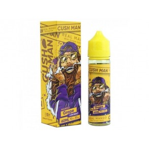 Nasty Juice - E-Liquid Cush Man Mango Grape, Shortfill, 60ml