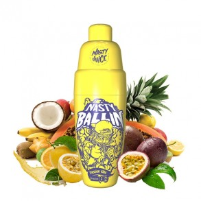 Nasty Juice - E-Liquid Ballin Passion Killa, Shortfill, 60ml
