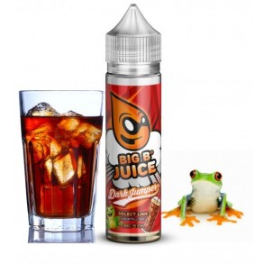 Benji Juice - E-Liquid BIG B Juice Select Line Dark Jumper, Shortfill, 50ml