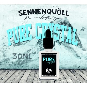 Sennenquöll - Glacier Water Pure Crystal 30ml