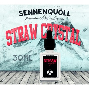 Sennenquöll Glacier Water Strawberry Crystal 30ml