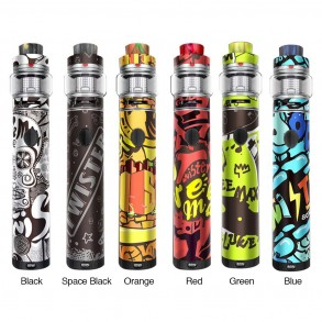 FreeMax - TWISTER Kit, 80W, 2300mAh, 5ml, Rot