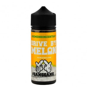 GANGGANG - E-Liquid Drive by Melon LongFill in Flasche, 100ml, 0mg